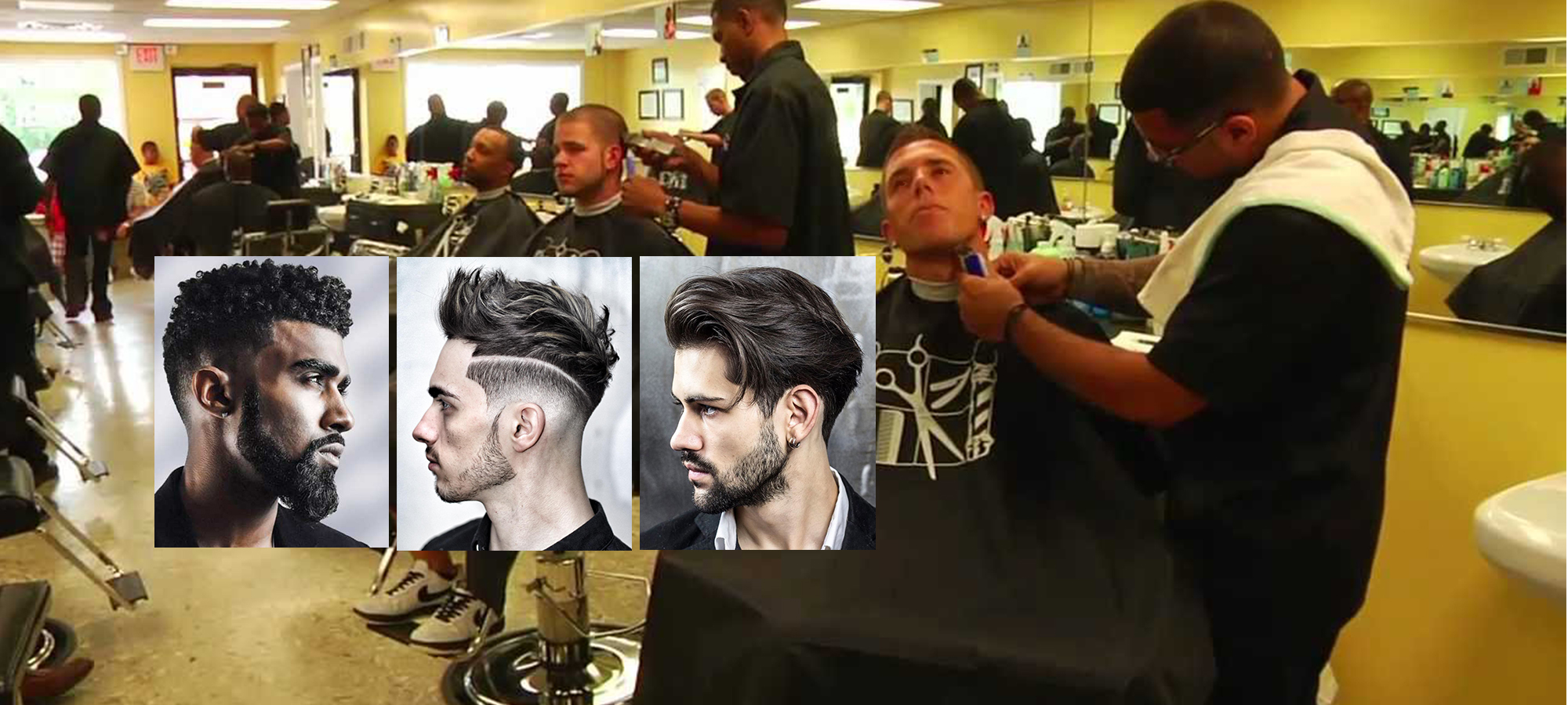 Easy Barber School